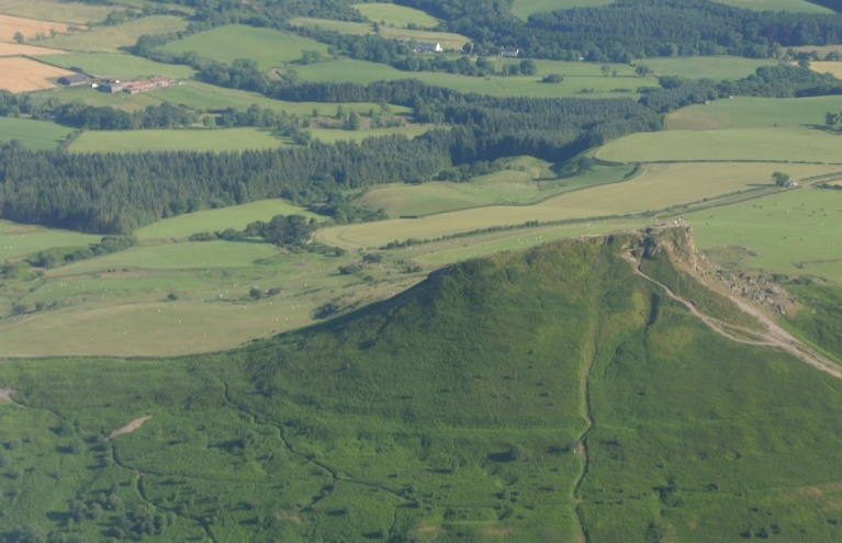 Roseberry Topping Scenic Flight Experience for 3 Durham.JPG