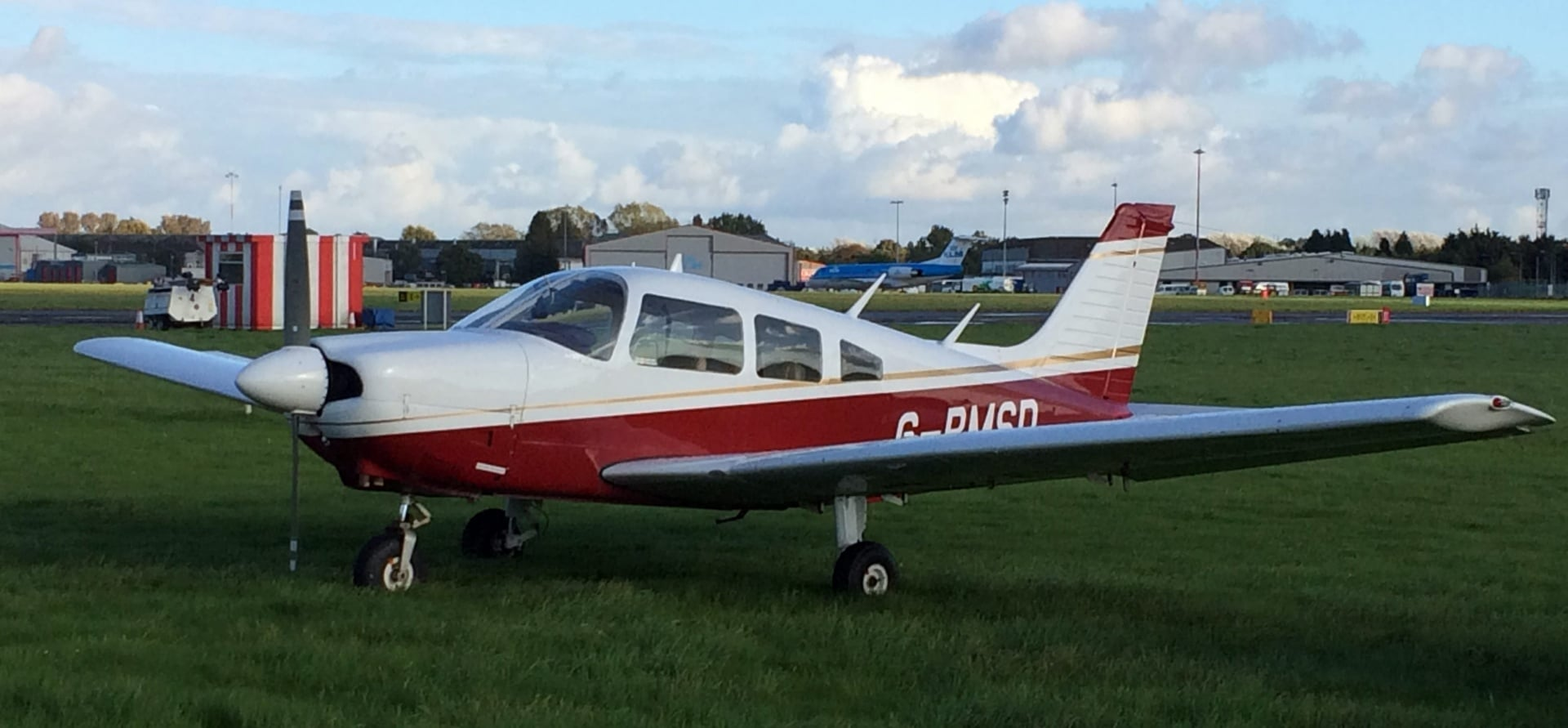 45 Minute PA28 Flight Lesson in Norwich-5