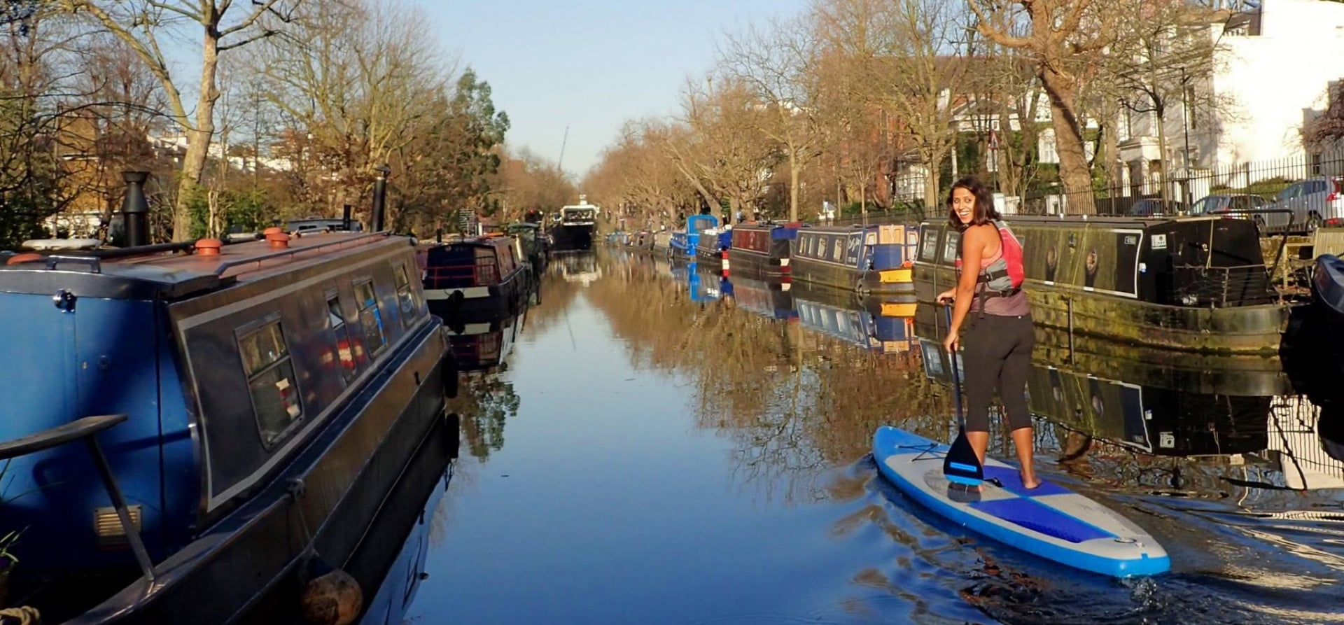 Beginners Private SUP Lesson - London-5