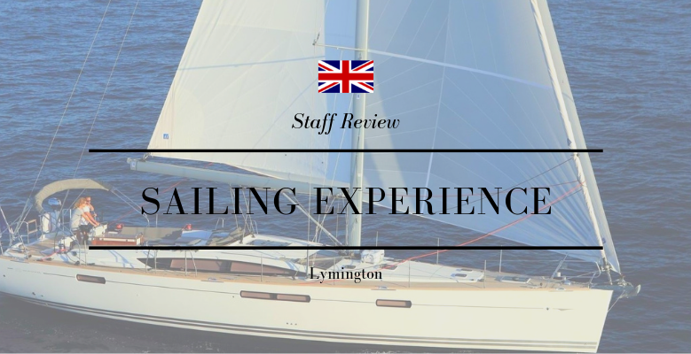Staff Review: Sailing Experience in Lymington