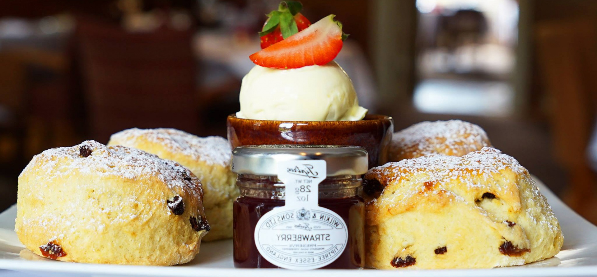 Cotswold House - Afternoon Tea for Two-6