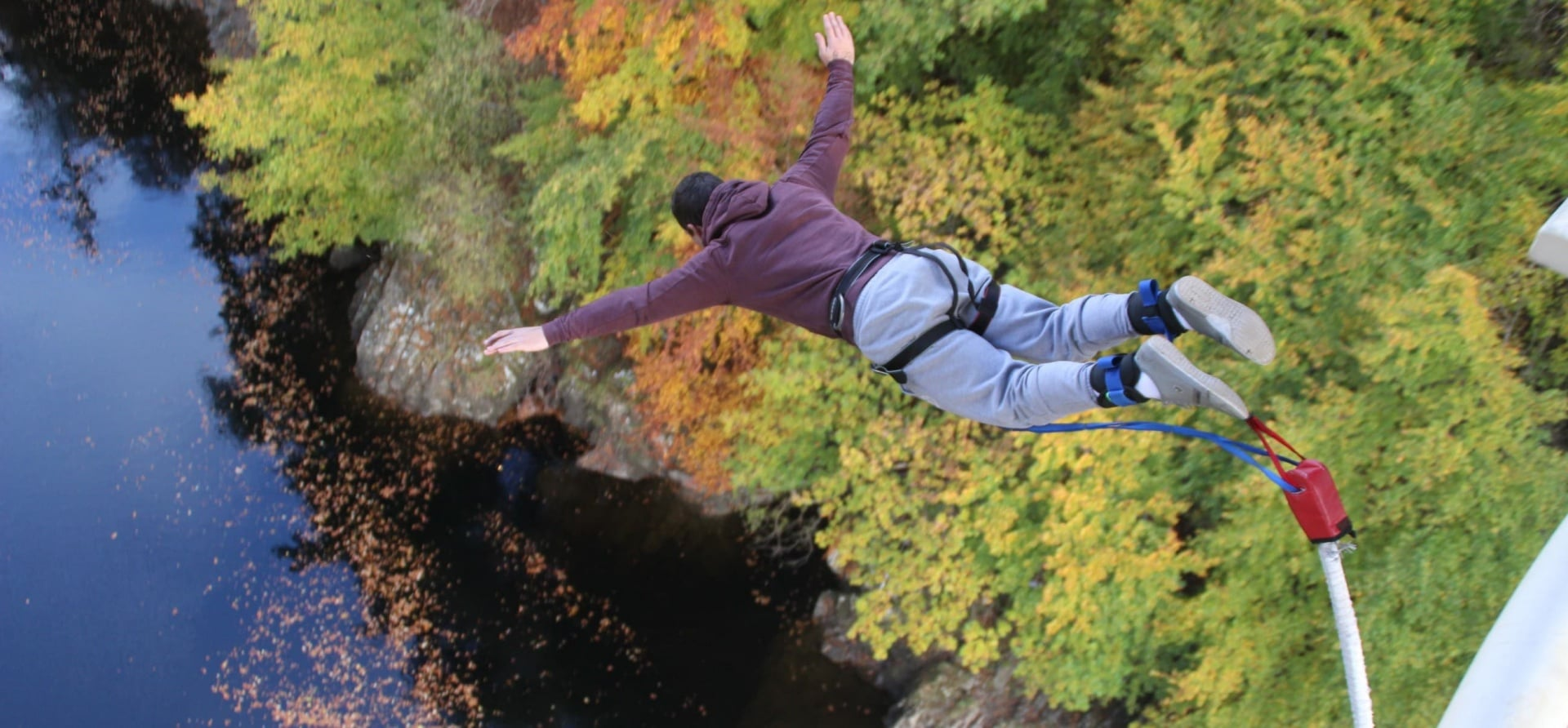 Scotland Bridge Bungee Jump-1