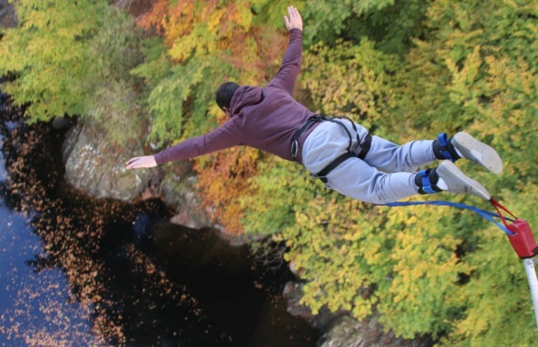 Bungee Gift Experiences From Bungee Jumping Vouchers - Take the plunge 8 best places in the world to bungee jump