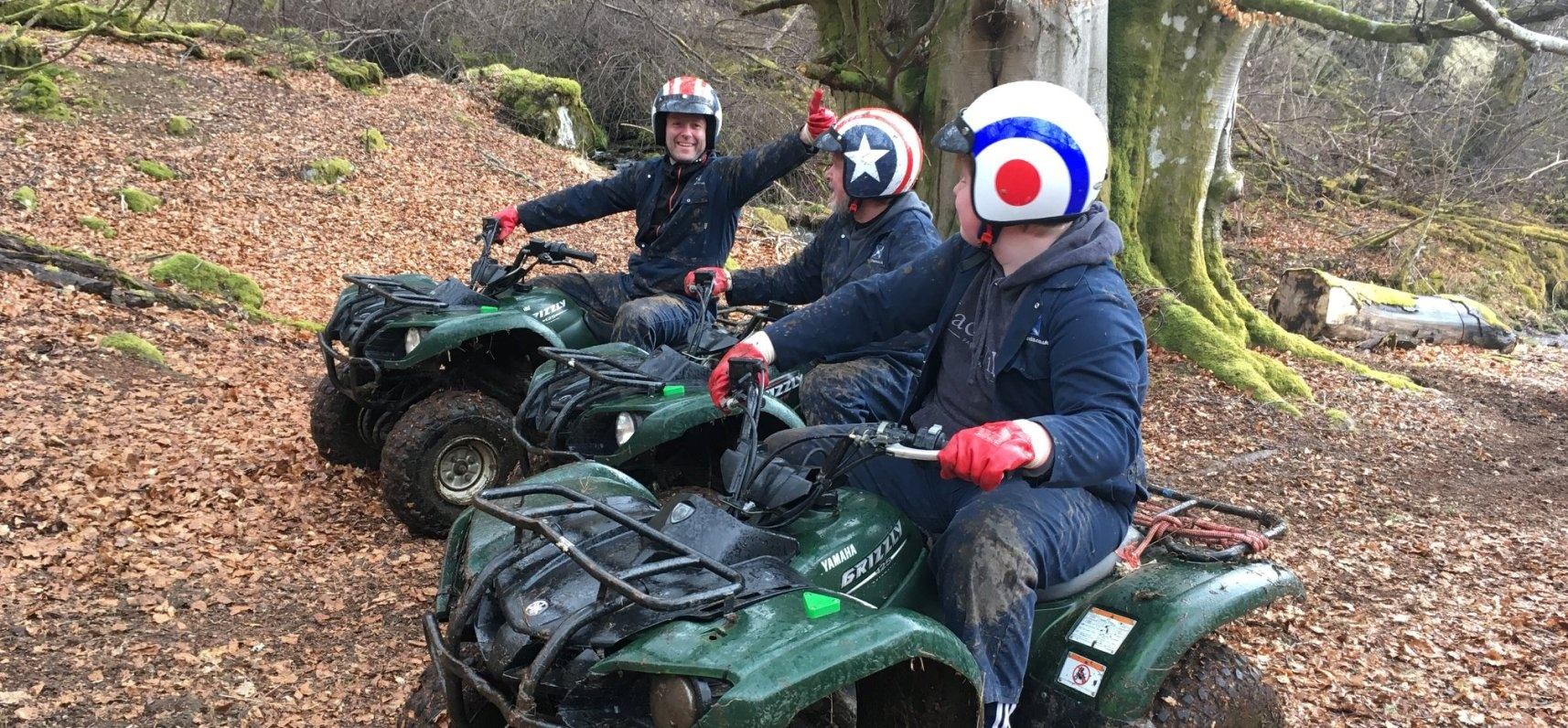 Quad Bike Experience Scotland 1 Hour-4