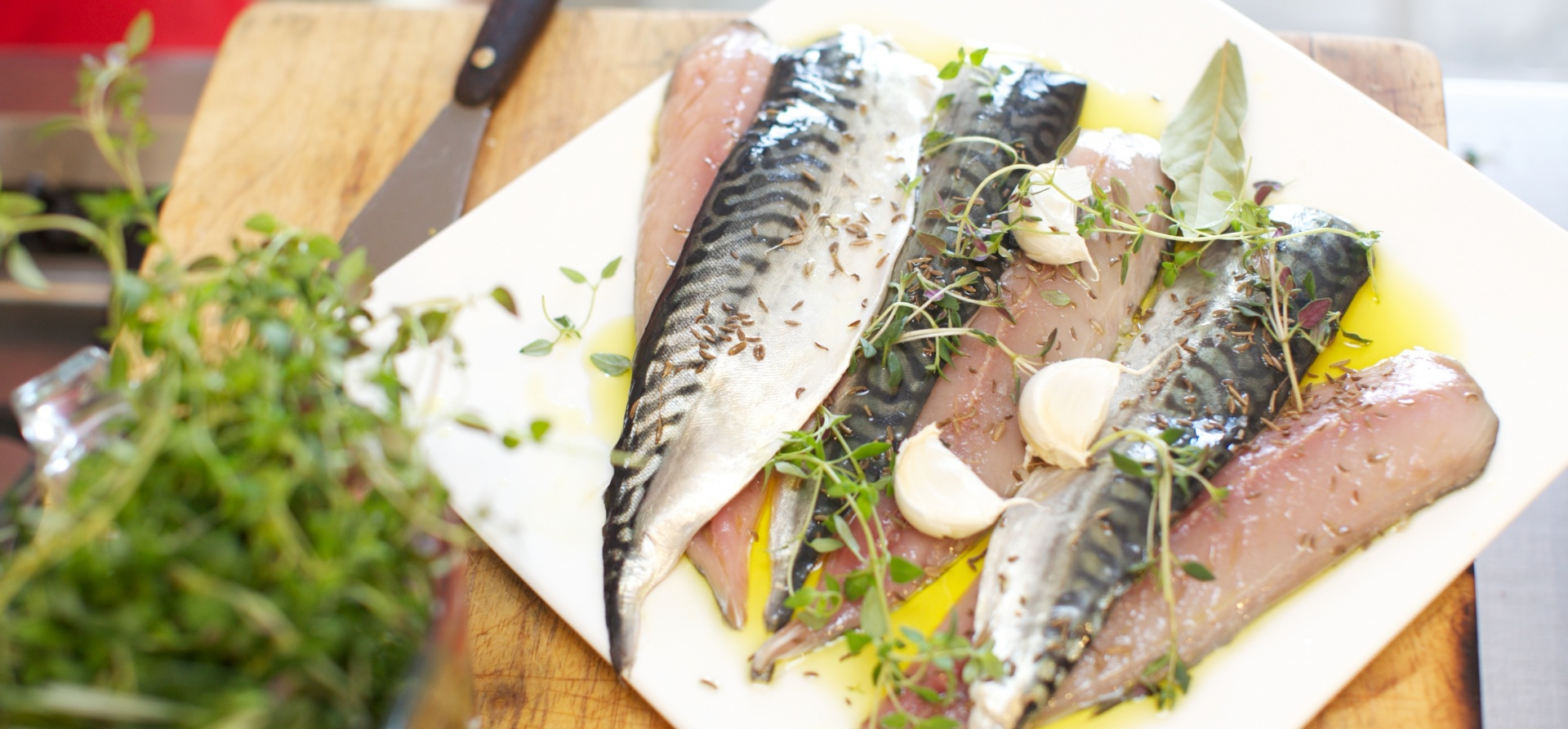 Novelli Academy Seafood Cookery Course In Hertfordshire