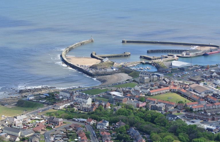 Seaham Harbour Air Tour Fixed-Wing Flight from Durham.JPG