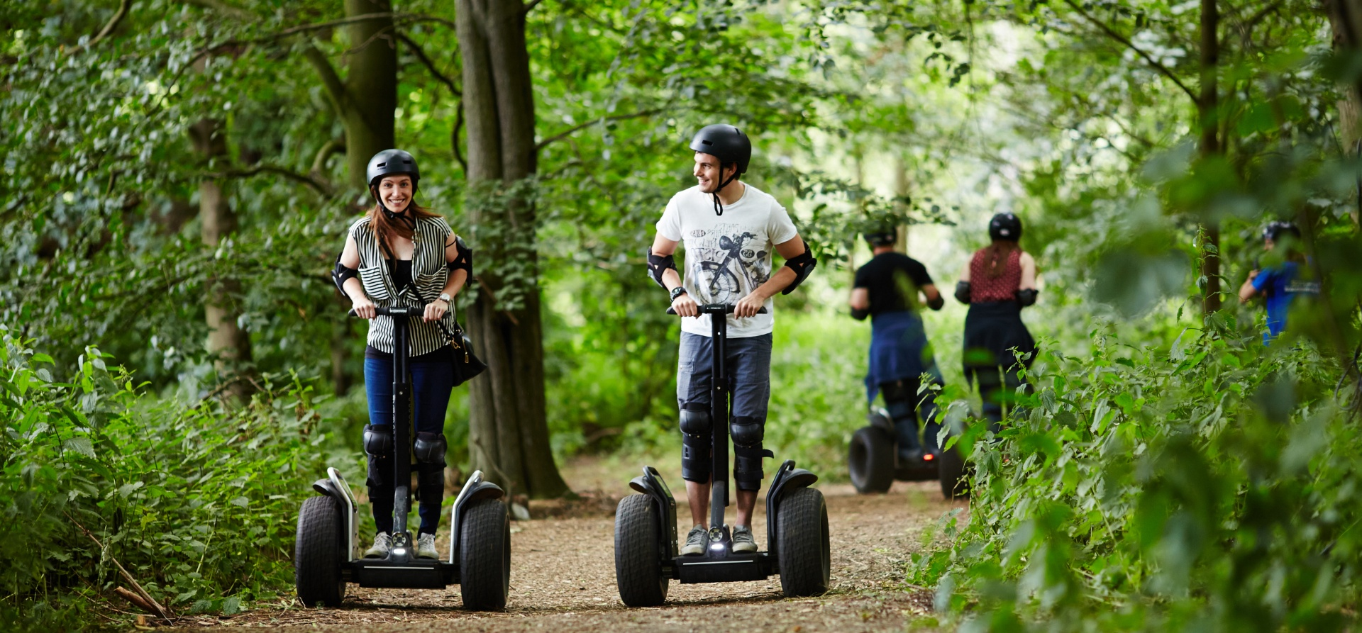 Segway Thrill - Weekday Experience