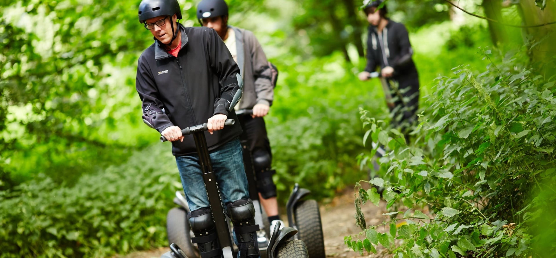 Weekday Segway Thrill For 2 Special Offer