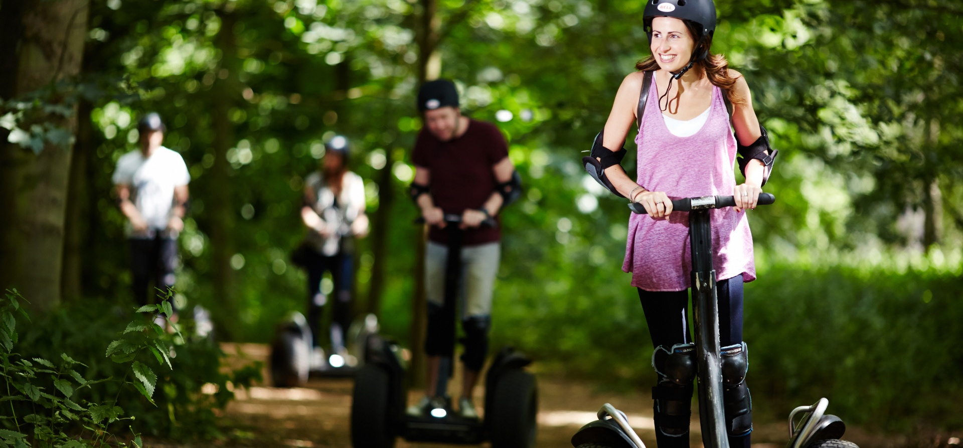Segway Adventure For 2 Special Offer