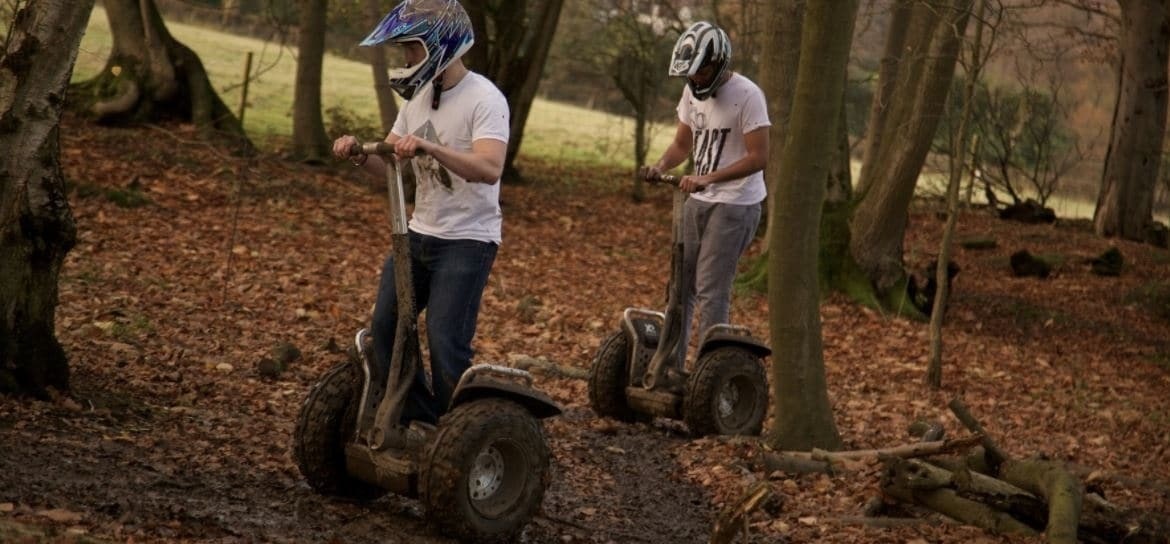 Segway Unleashed Off Road Riding Challenge for Two-1