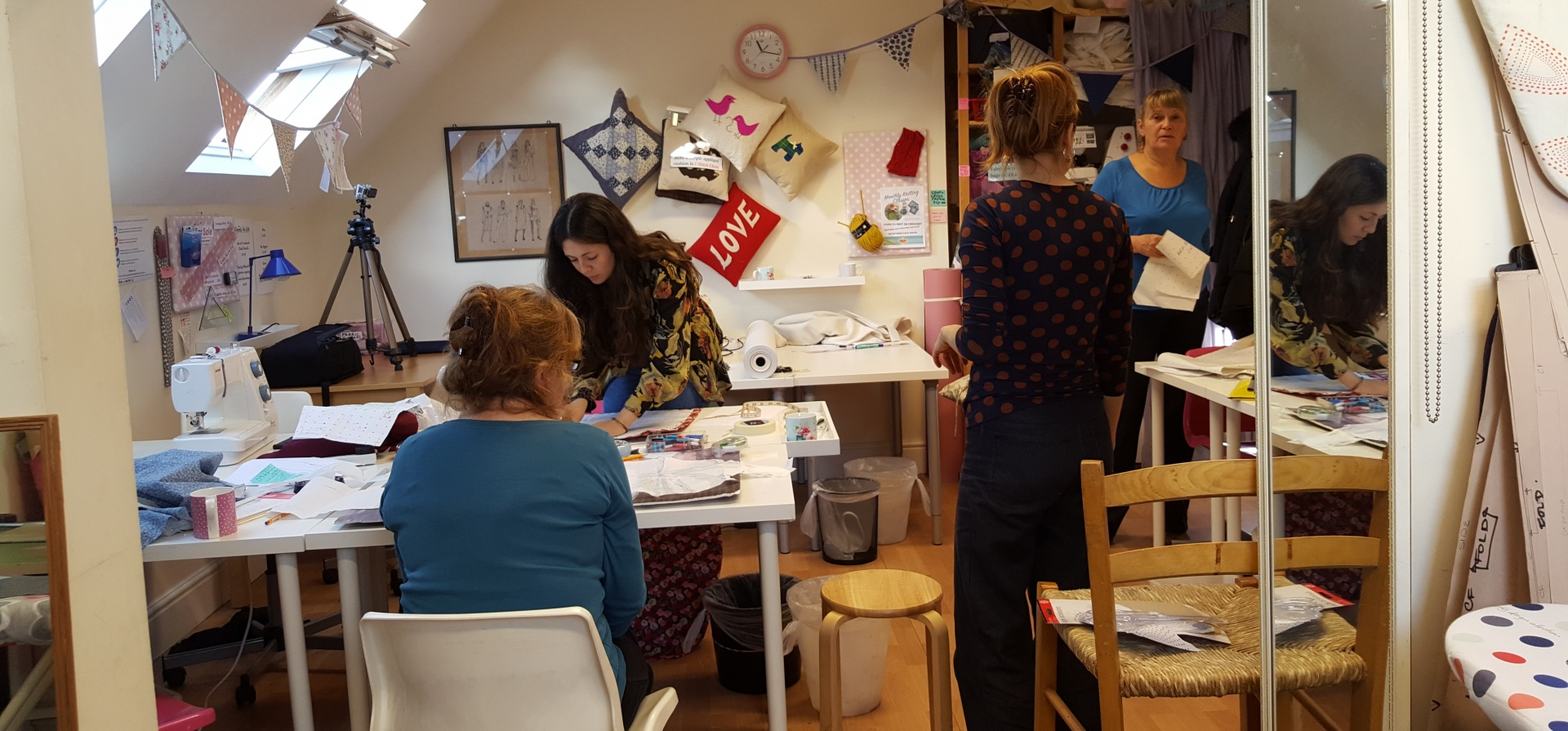 Private 2hr Sewing Lesson In Brighton-4