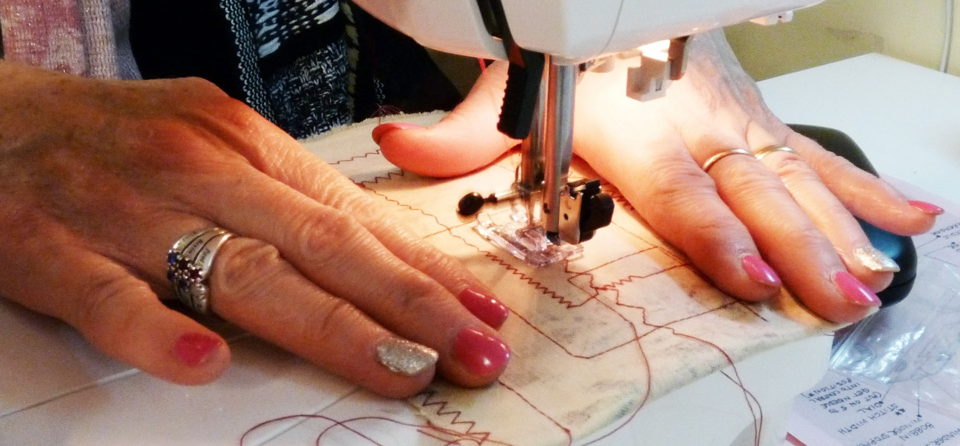 Private 2hr Sewing Lesson In Brighton-7