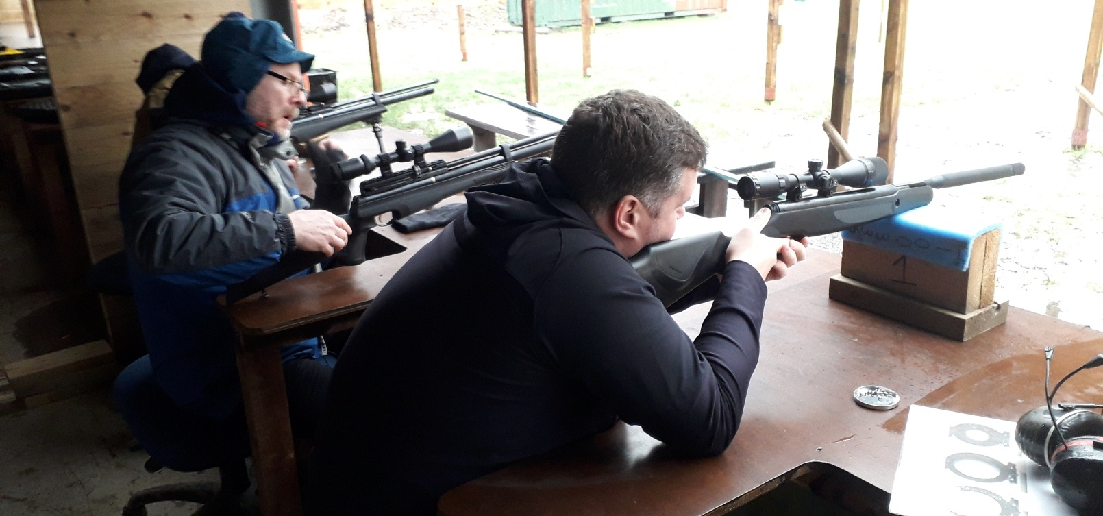 Multi Shooting Experience in Cheshire with 40 Rounds for 2-3