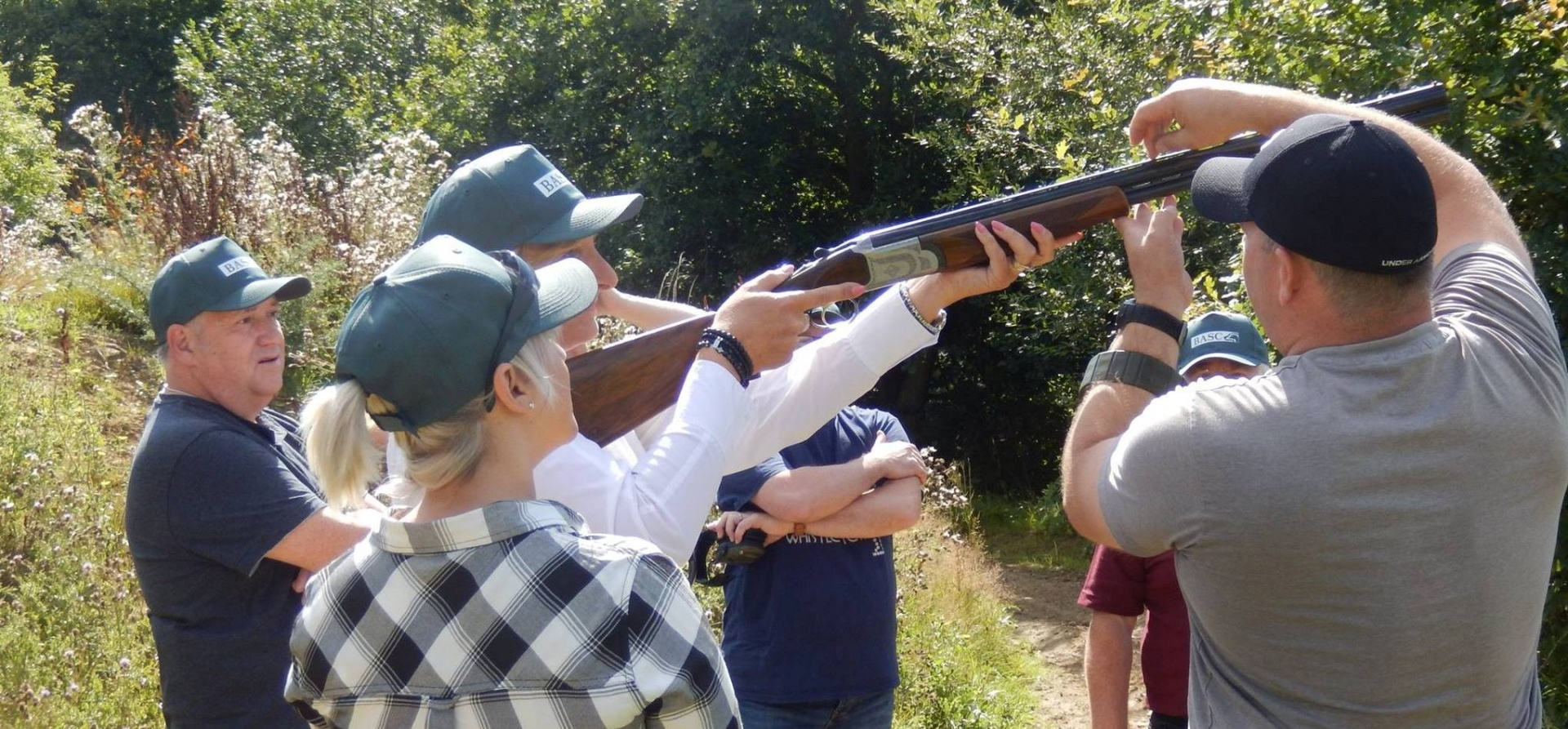 Clay Pigeon Shooting in Kent (50 Clays)-8