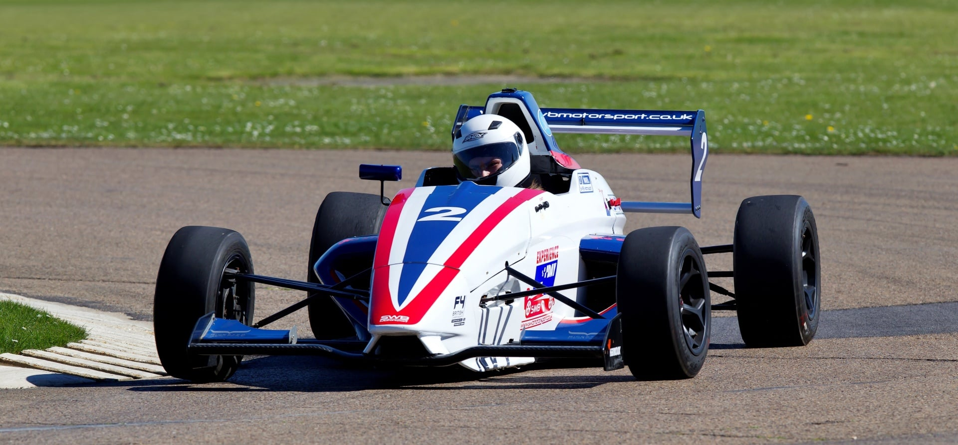 Single Seater Formula Ford or Renault Driving plus High Speed Passenger Ride-7