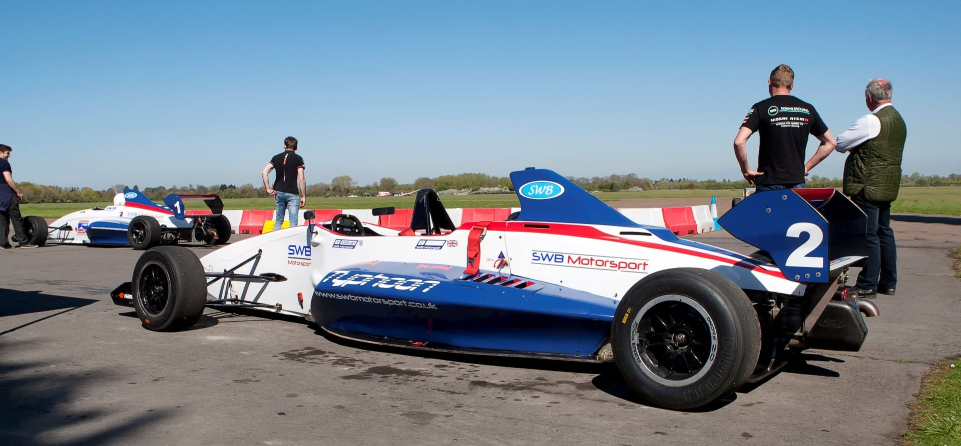 Single Seater Formula Ford or Renault Driving plus High Speed Passenger Ride-9