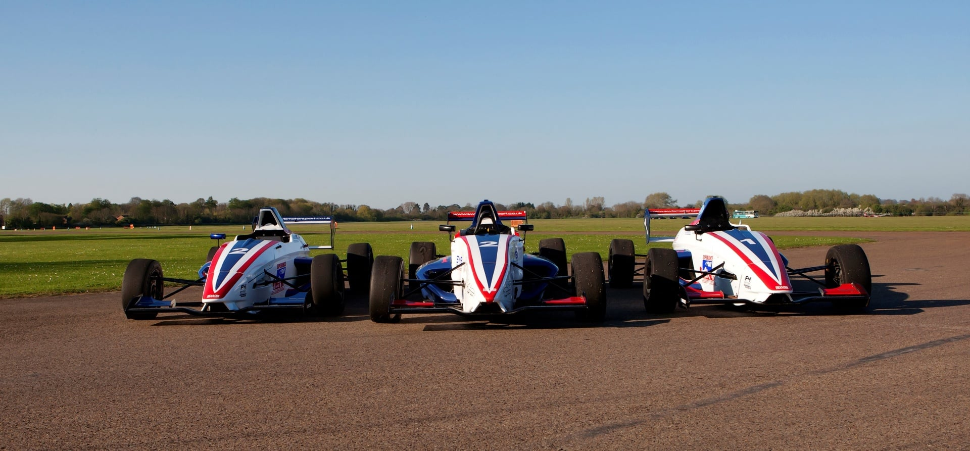 Single Seater Formula Ford or Renault Driving plus High Speed Passenger Ride-10