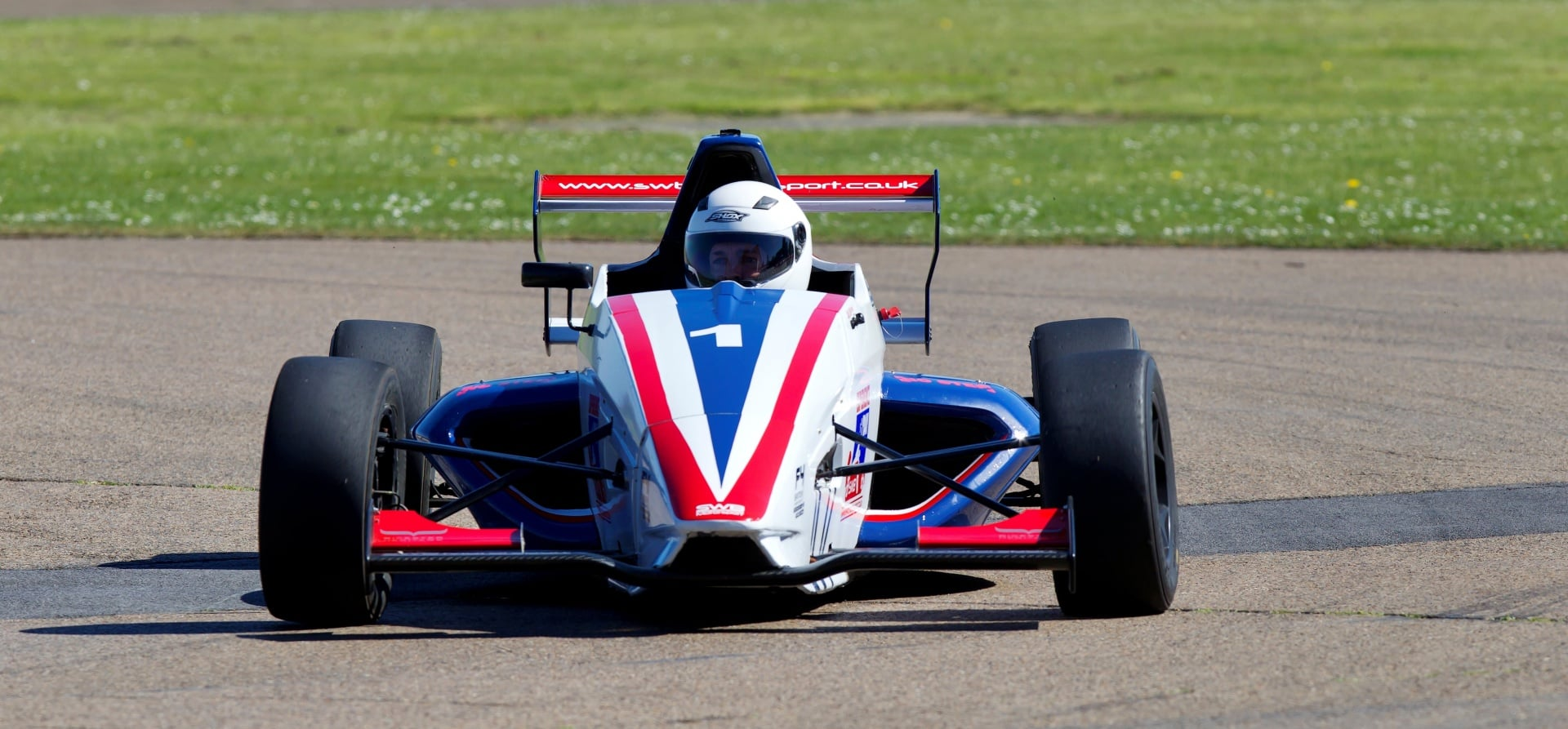 Single Seater Formula Ford or Renault Driving plus High Speed Passenger Ride-11