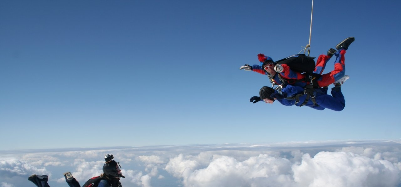 Cambridge Skydiving AFF Course - Level 1-9