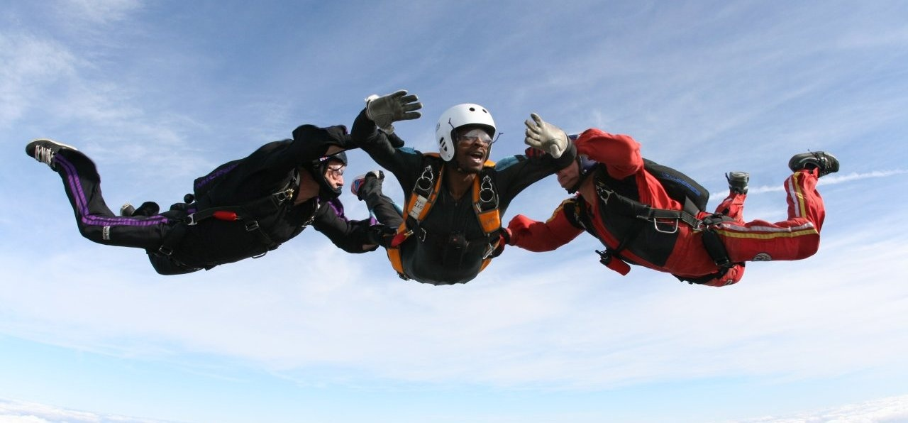 Cambridge Skydiving AFF Course - Level 1-1