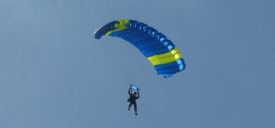 Full Accelerated Skydiving Course (AFF) in Wiltshire-4