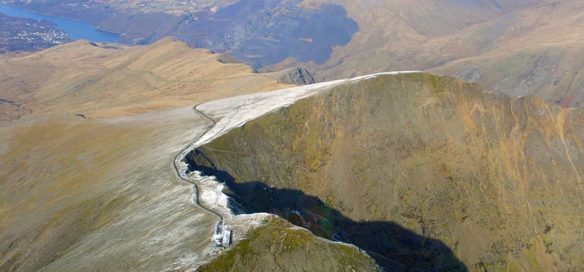 'Giants and Waterfalls' Snowdonia Helicopter Flight Tour-2