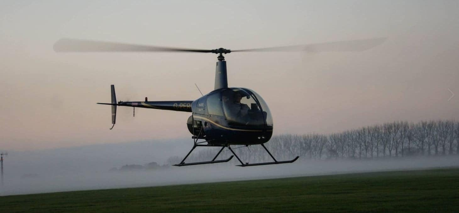 One Hour Solent R22 Helicopter Flying Lesson-2