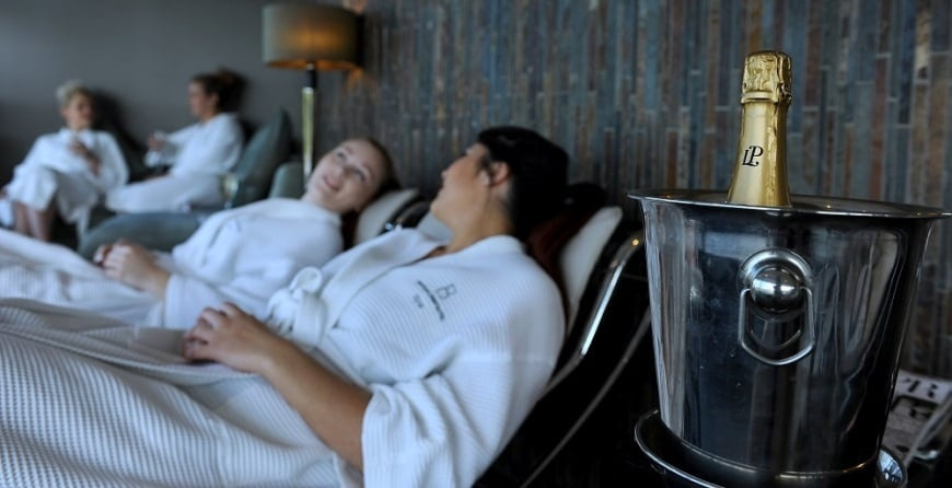 Brooklands Afternoon Tea and Spa Treatment in Surrey-6