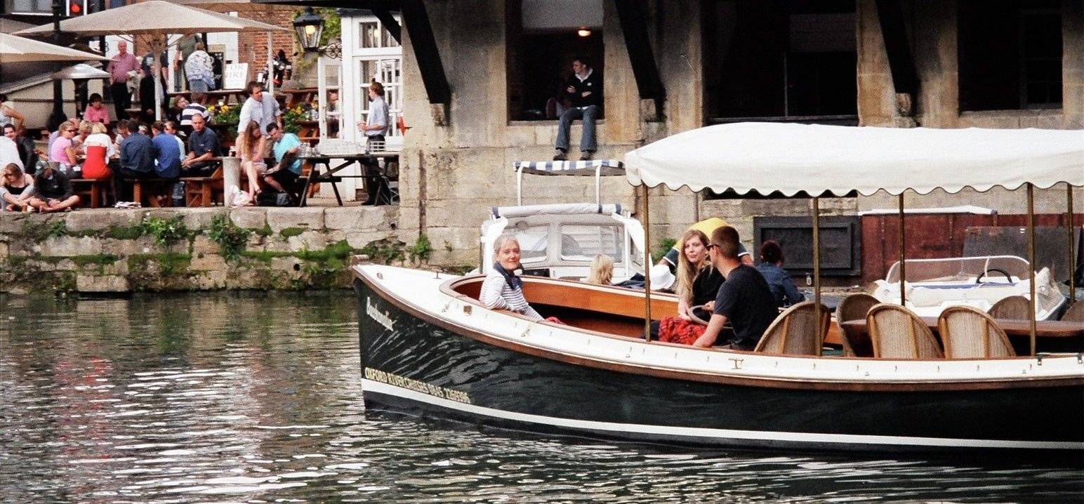 The Oxford Experience River Cruise For Two