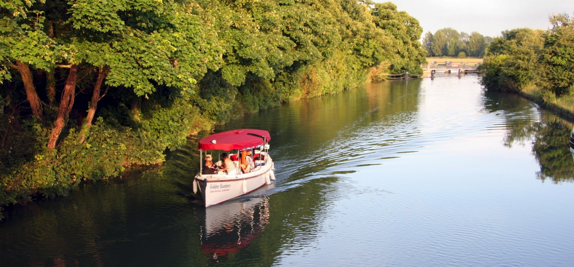 Spirit of Oxford River Cruise for Two-1