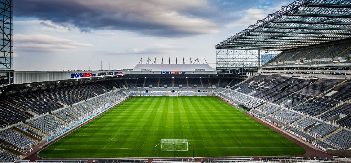 St James Park Stadium Tour For Two
