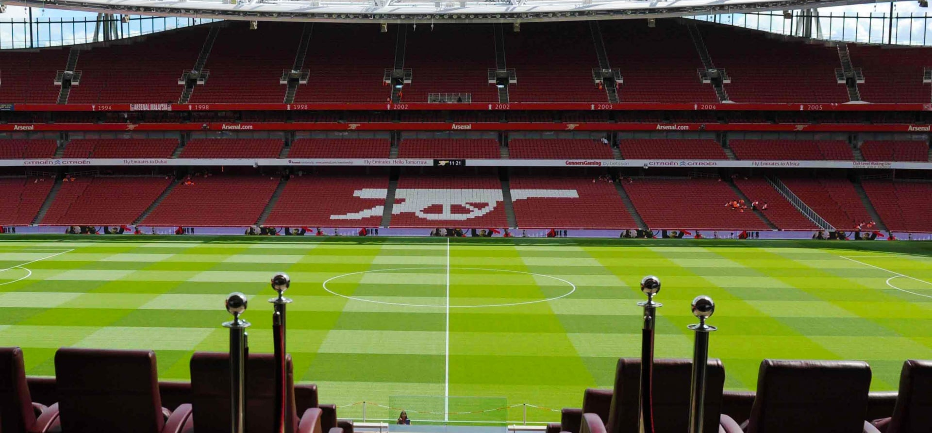 Arsenal FC - Emirates Family Tour - EXD05-2