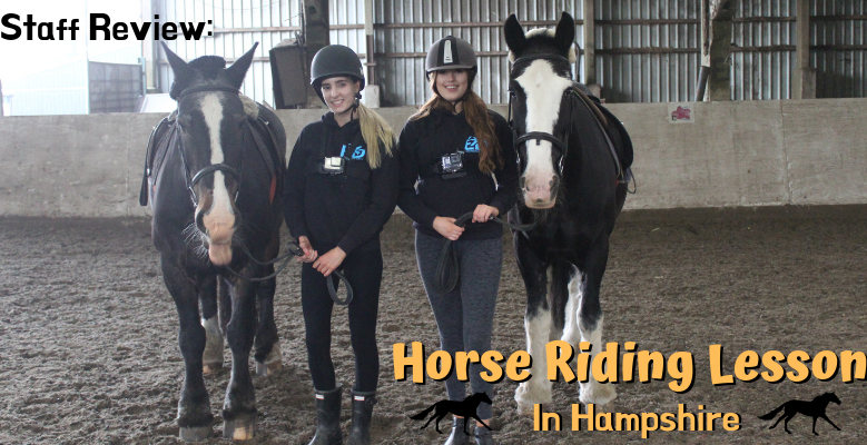 Staff Review: Horse Riding Lesson in Hampshire
