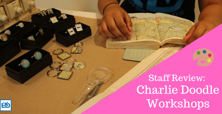Staff Review: Charlie Doodle Workshops
