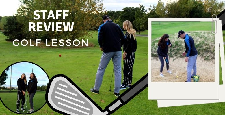 Staff Review: Golf Lesson