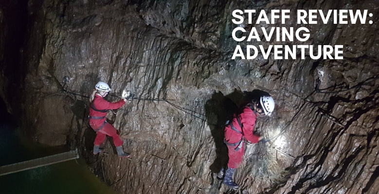 Staff Review: Caving Adventure