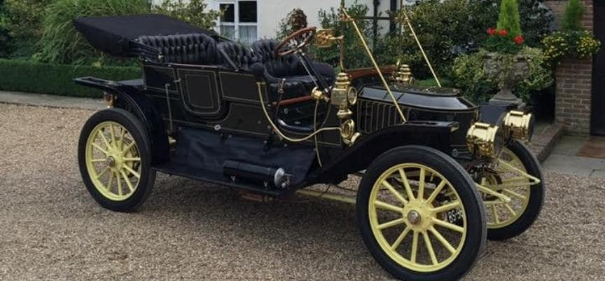 One Hour Taster Driving A 1900s Steam Car And Passenger Ride