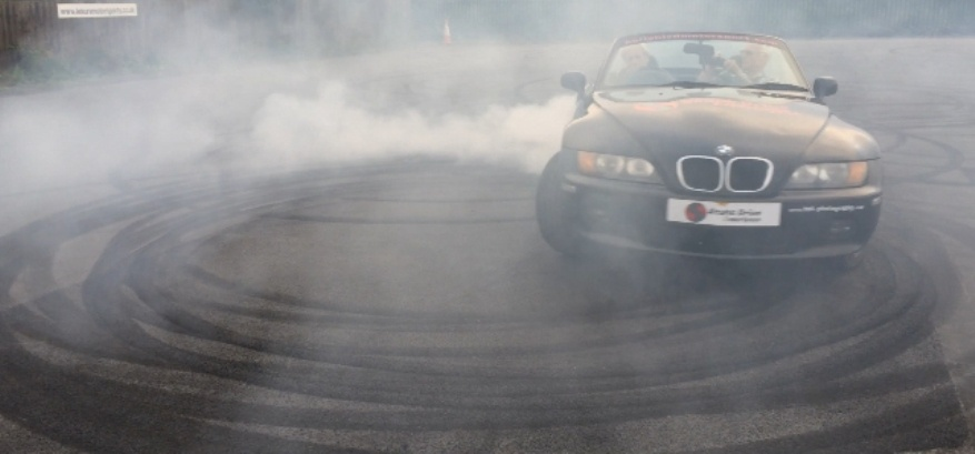 Stunt Driving Experience Middlesbrough - Silver Package-2