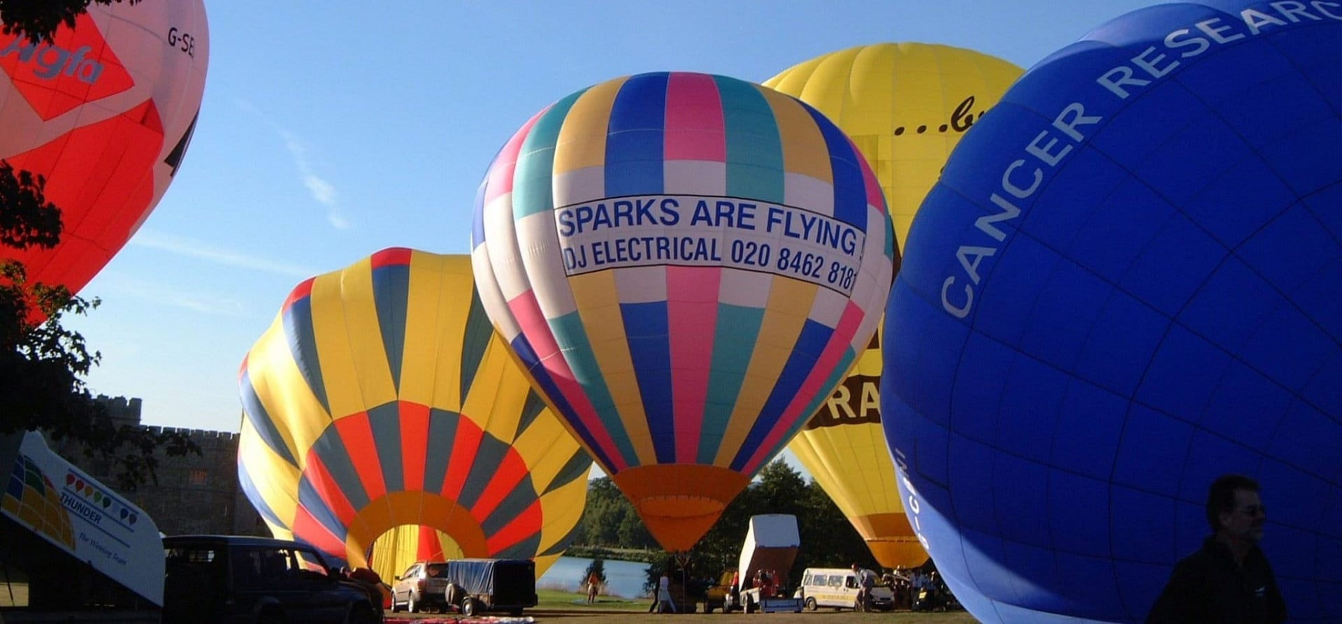 Weekday Sunrise Hot Air Balloon Flight For 2 People