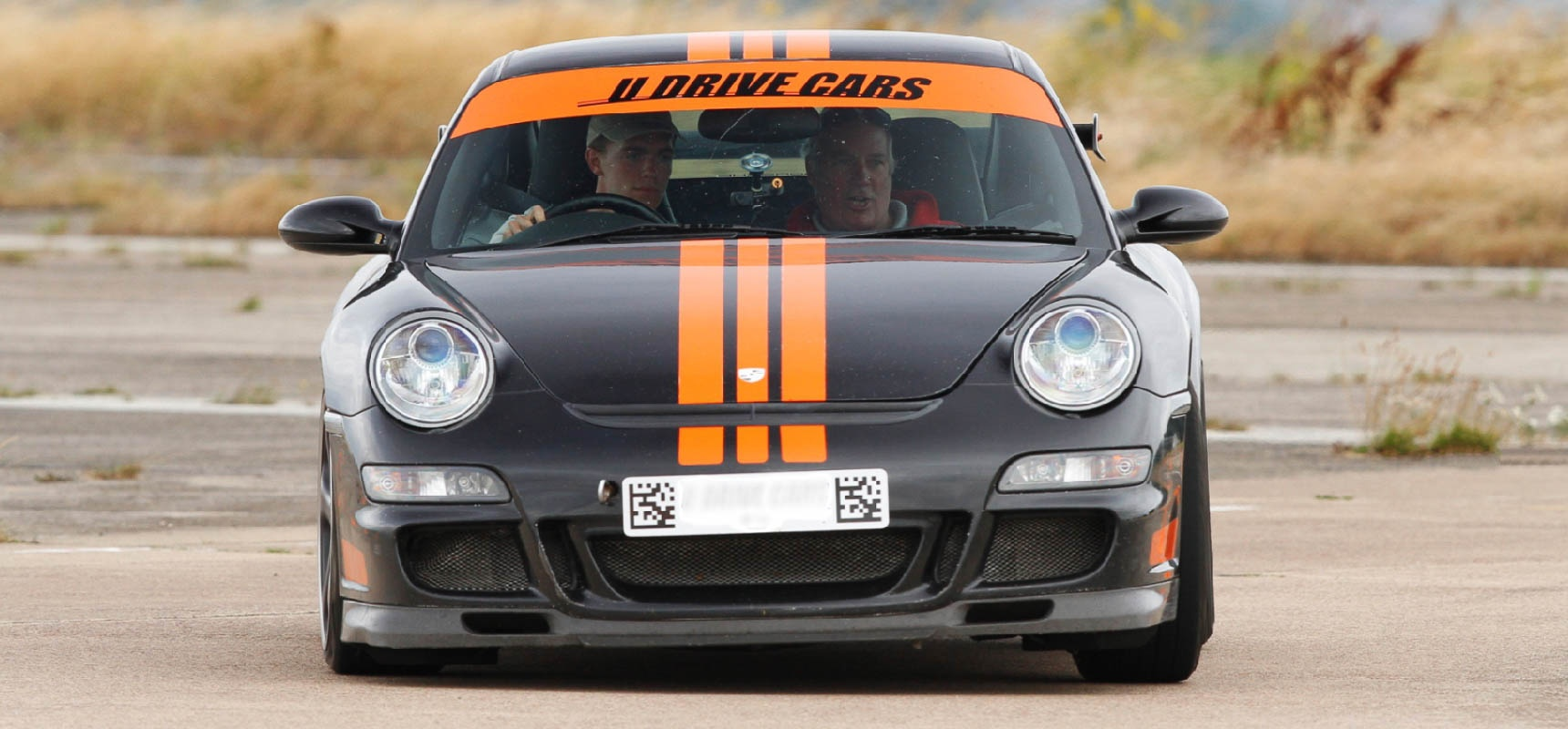 5 Super Car Driving Experience - Oxfordshire-9