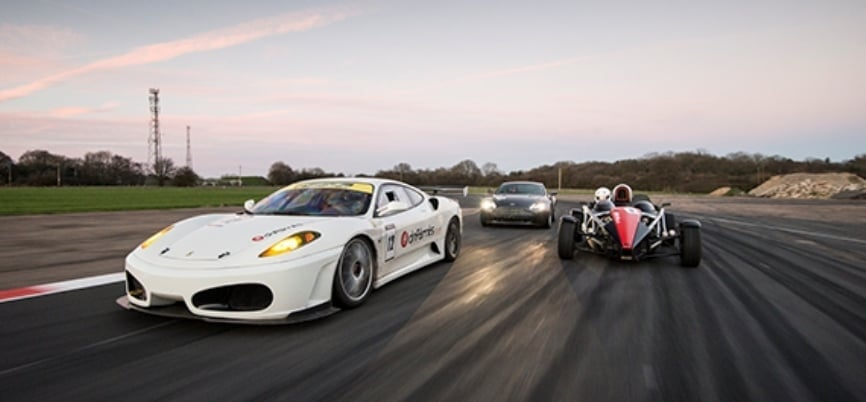Five Supercar Driving Thrill in Hemel Hempstead-1