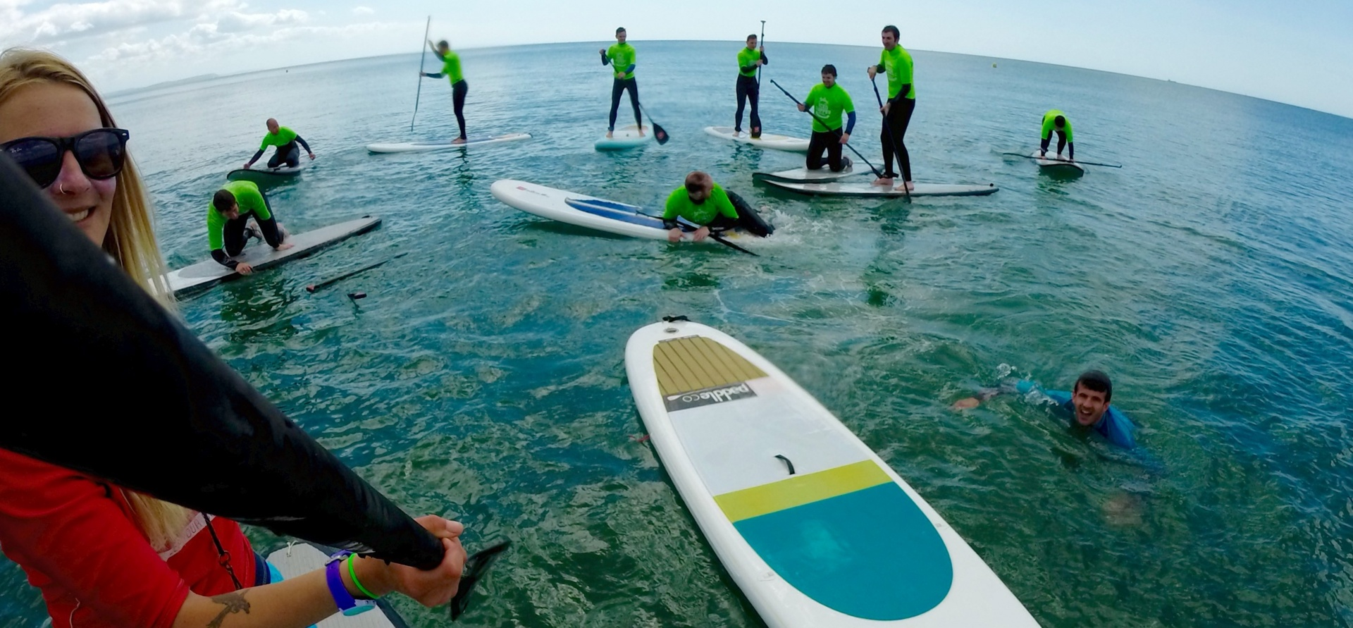 Surfing Improver Course - Bournemouth-2