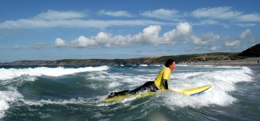 Full Day Surfing Lesson in Pembrokeshire-1