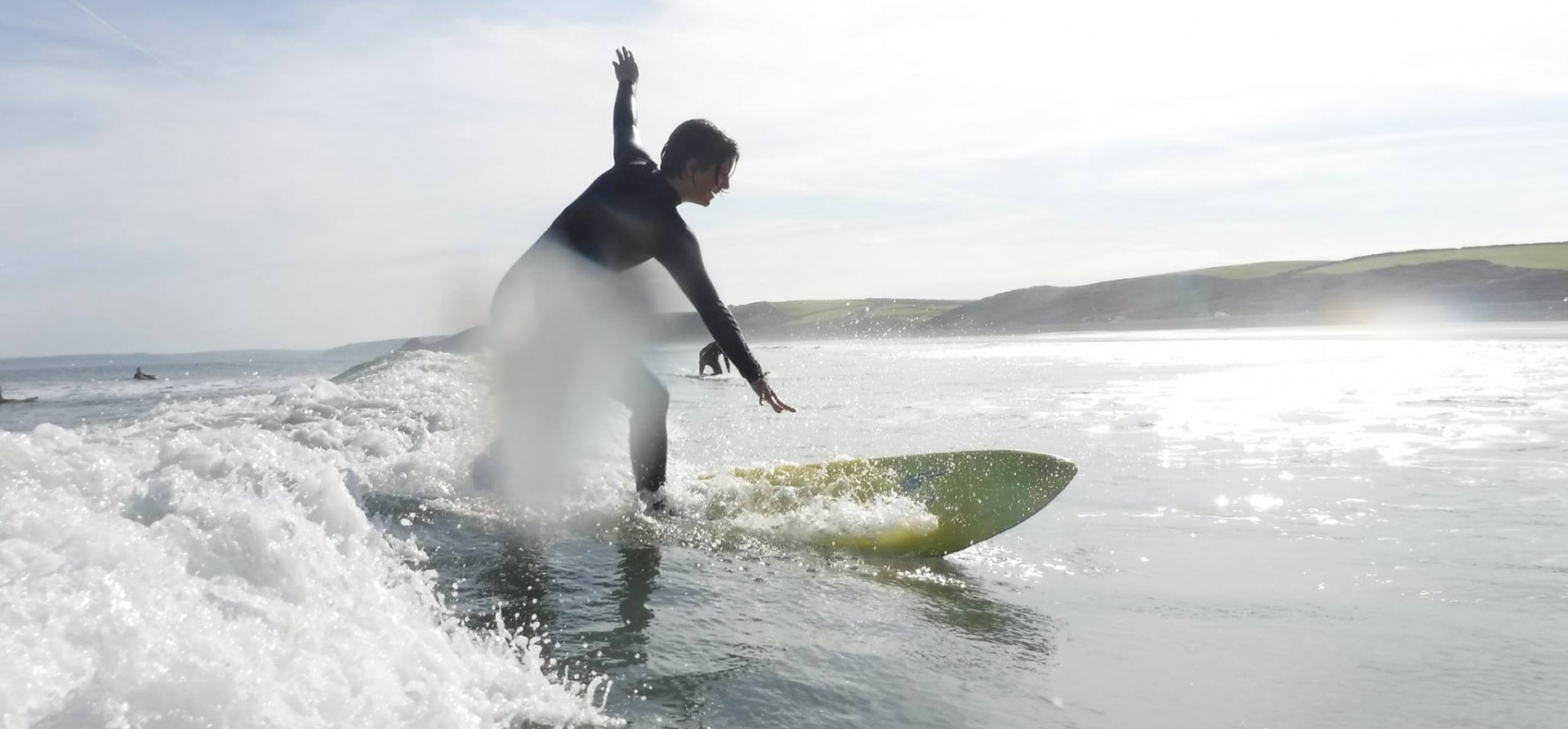 Full Day Surfing Lesson in Pembrokeshire-2