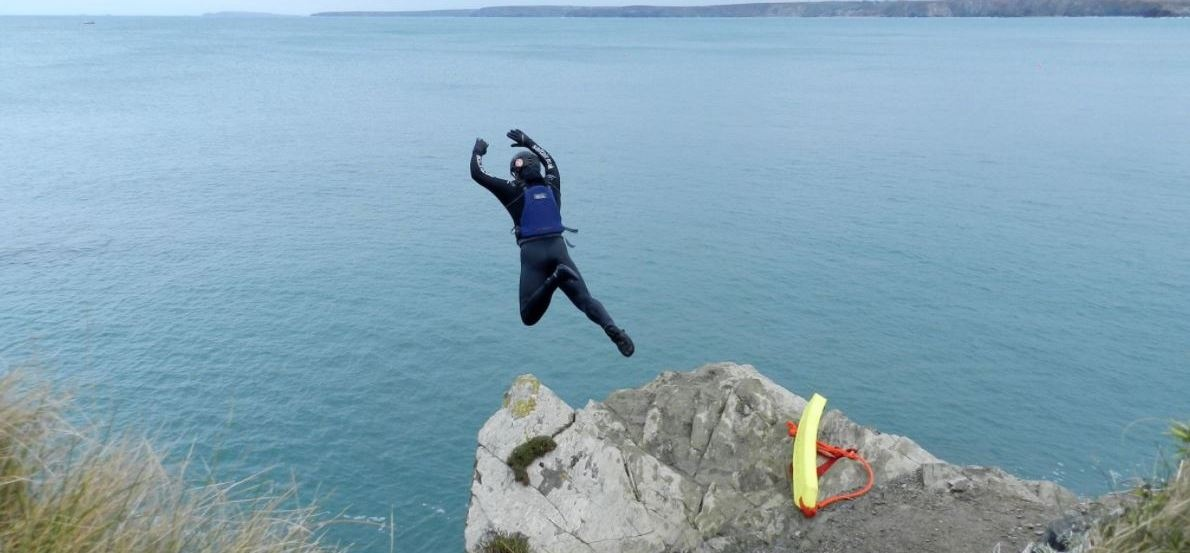 Half Day Coasteering Experience In Cornwall