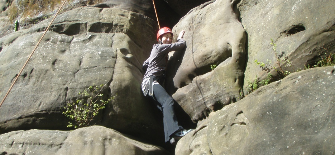 Sussex Rock Climbing Experience-21