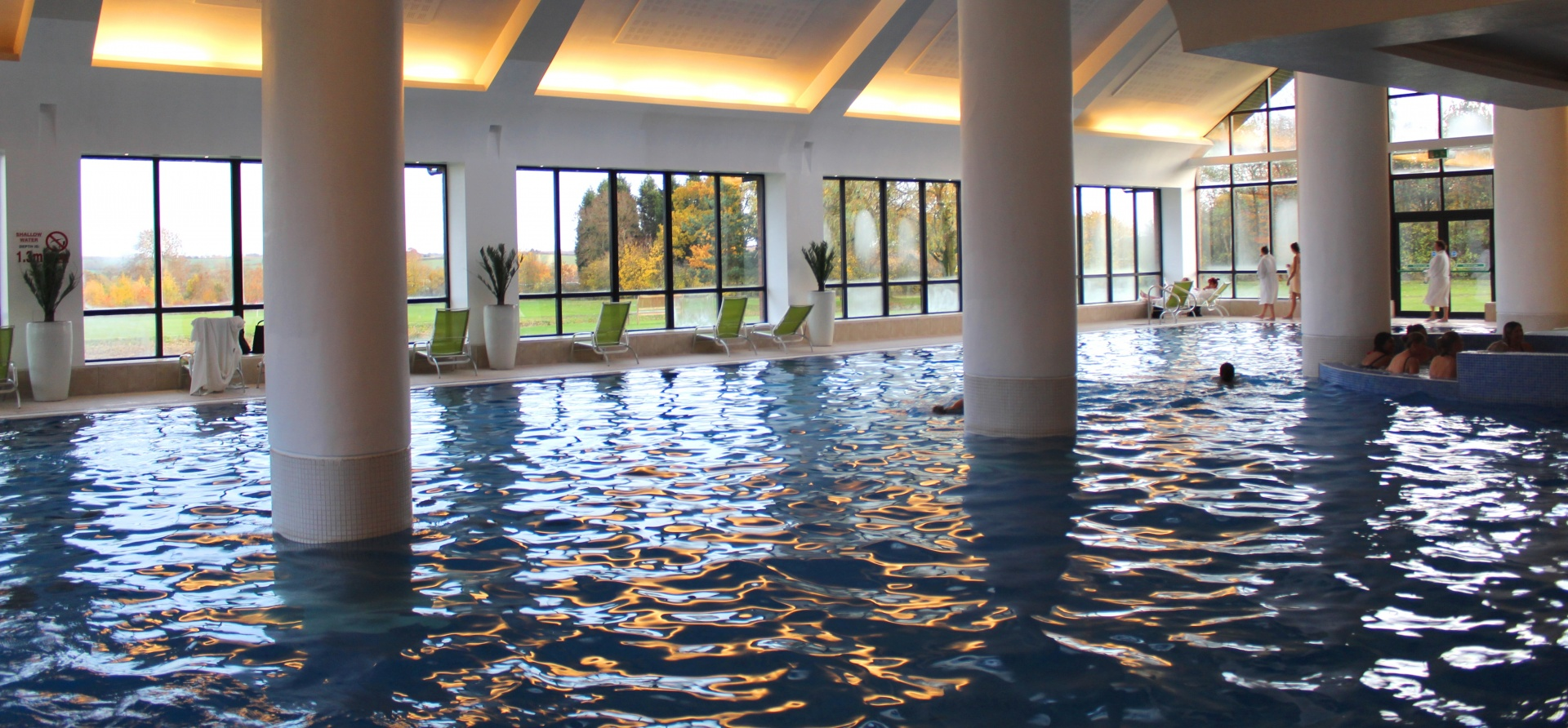 Evening SpaandDinner At Champneys At Springs