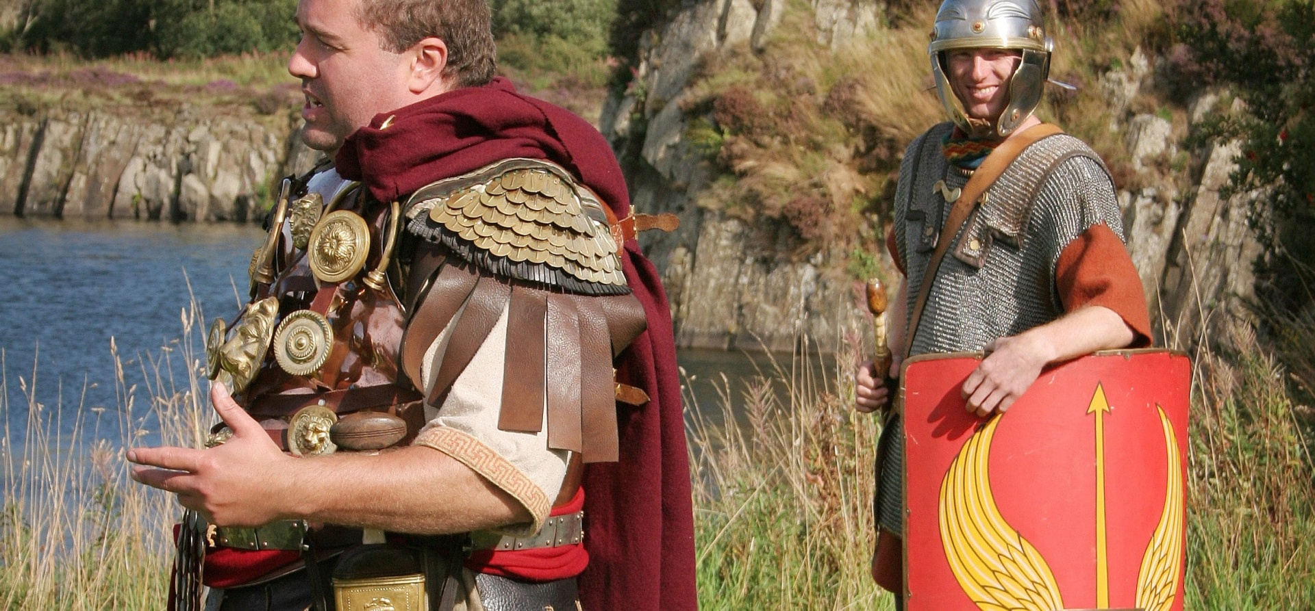 7 Hour Full Day Roman Themed Tour in Northumberland