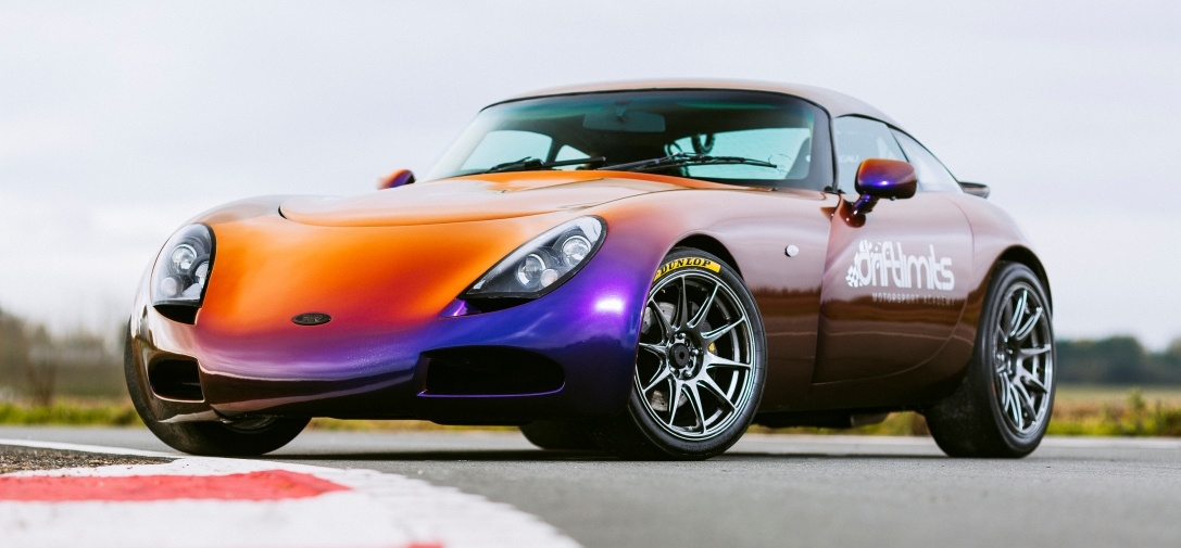 12 Lap TVR T350C Driving Experience in Hertfordshire