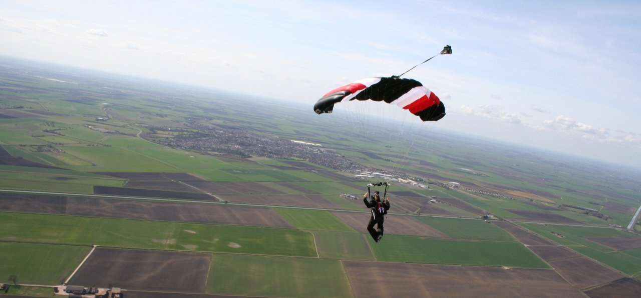Cambridge Skydiving AFF Course - Level 1-10